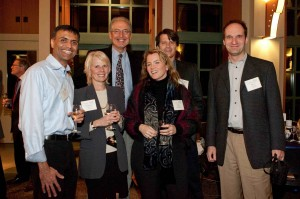 Keval Desai, Stephanie, Jerry Engel, Laura Oliphant, John Hanke and Kevin Warnock, December 10, 2009, Haas School of Business