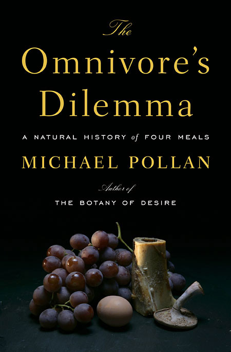 Cover of The Omnivore's Dilemma by Michael Pollan