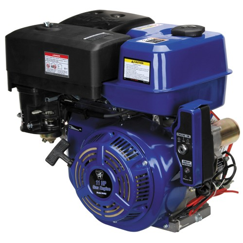 Harbor Freight 11 horsepower gas engine