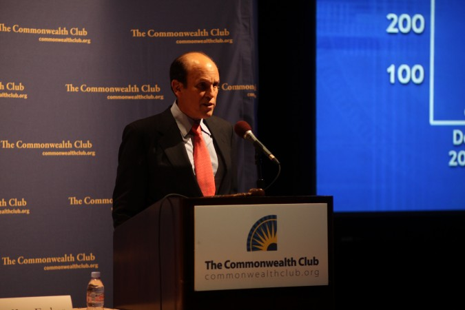 Michael Milken at The Commonwealth Club January 13 2011