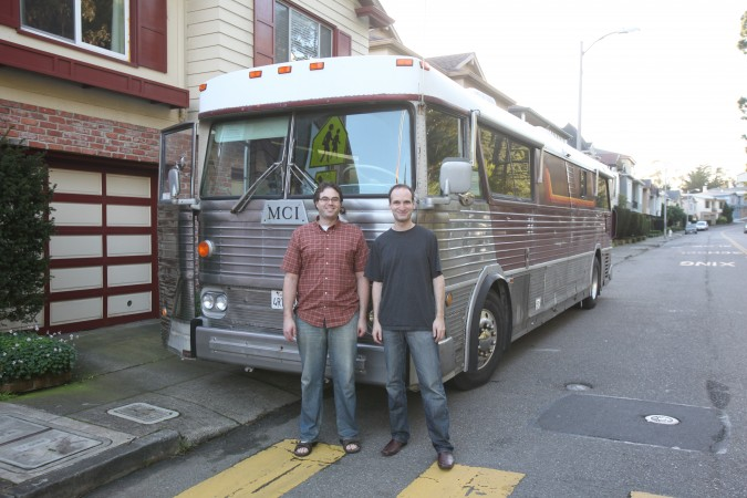 New owner Michael shows off his MCI 5a he just bought from Kevin Warnock January 2011