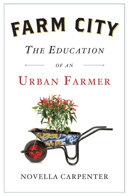 Cover of Farm City by Novella Carpenter