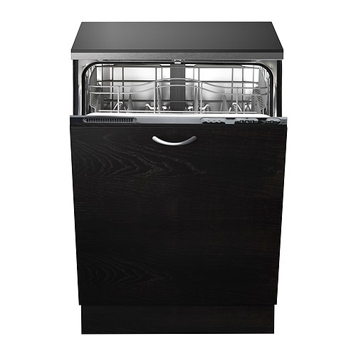 Ikea Dishwasher that may be customized with matching cabinet facing