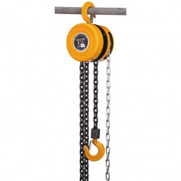 Harbor Freight chain hoist