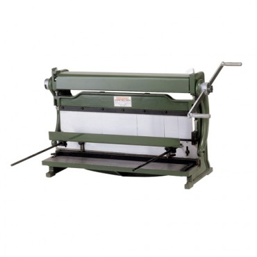 Harbor Freight metal shear, press brake and slip roll machine