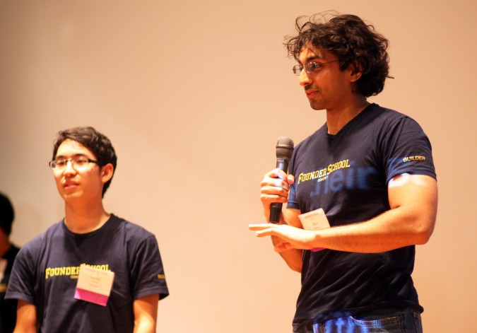 Darrel Sumi and Neil Sharma, founders of Soragora.com