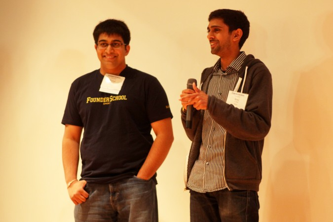 Kunal Modi and Anuj Verma, founders of Thirstlabs.com