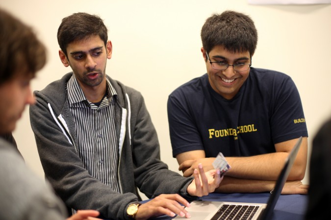 Anuj Verma and Kunal Modi - founders of Thirstlabs.com