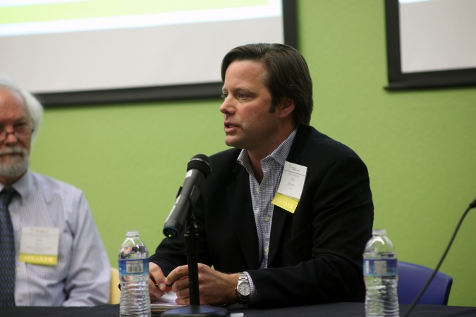 John H. Robison, Principal, NGEN Partners, LLC, at Berkeley Entrepreneurs Forum, October 27, 2011