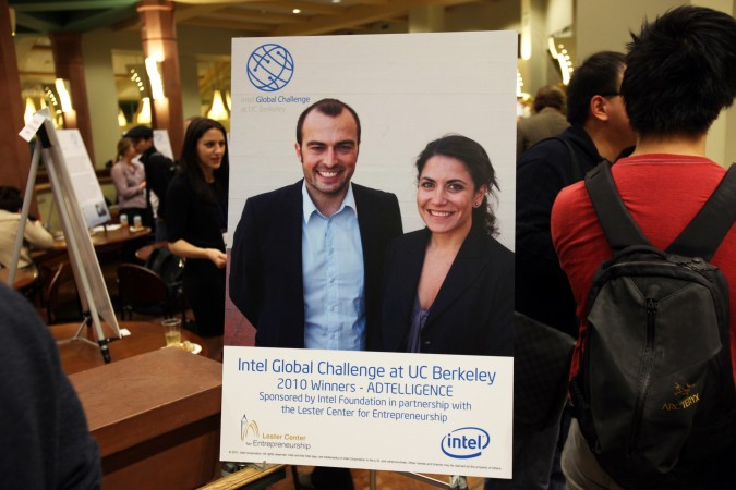 Poster for Intel Global Challenge 2011