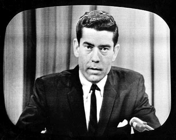 Dan Rather in 1963