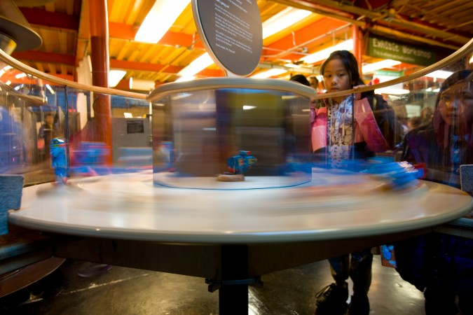 The Exploratorium at The Palace of Fine Arts in San Francisco on its final day - picture 11, January 2, 2013