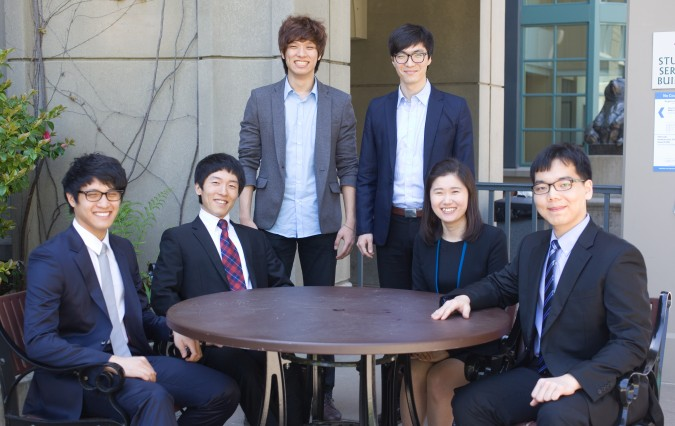 AtRuim finalist team at 2013 Global Social Venture Competition, April 12, 2013