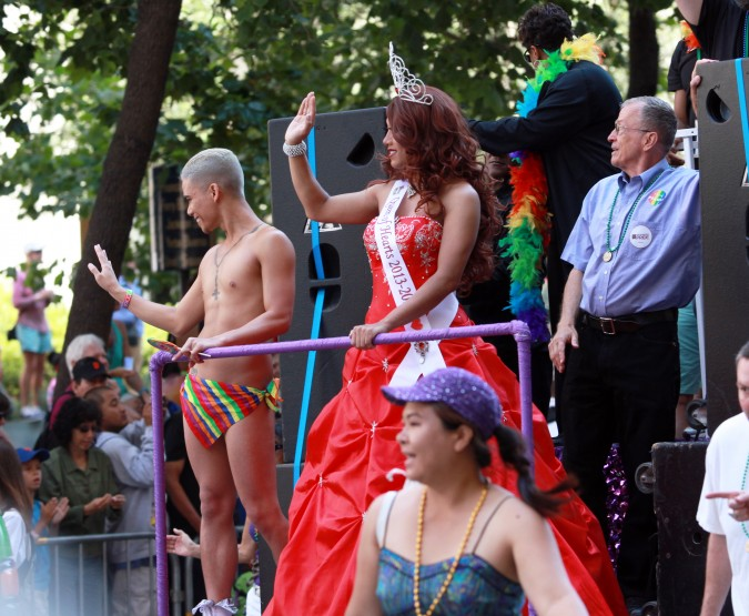 San Francisco Pride Parade and Celebration 2013 - picture 1