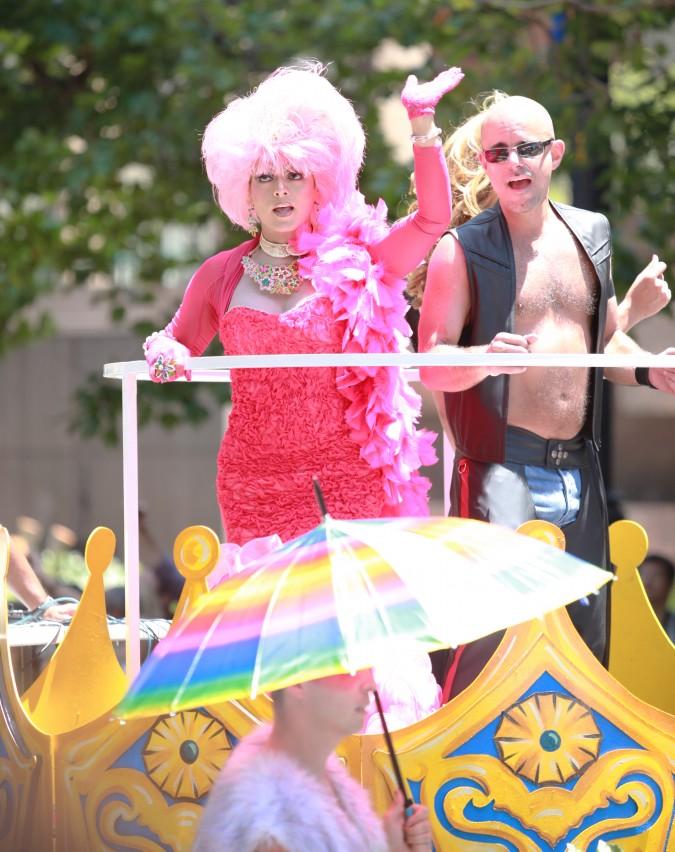 San Francisco Pride Parade and Celebration 2013 - picture 32, June 30, 2013
