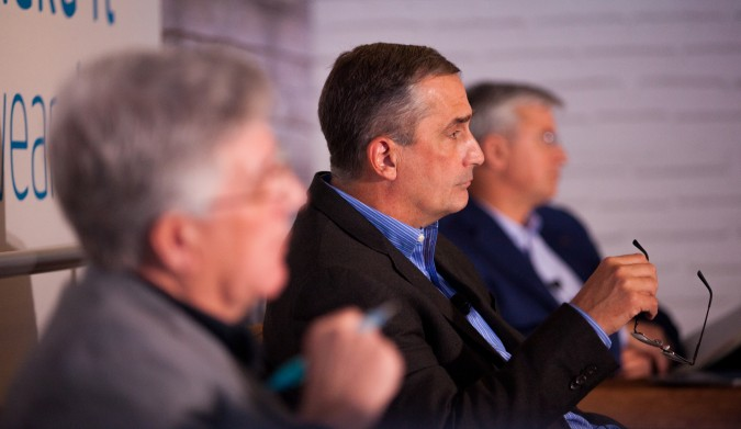 Brian-Nohe-and-Brian-Krzanich-and-Hubert-Joly-judges-at-Intel-Make-it-Wearable-November-2-2014